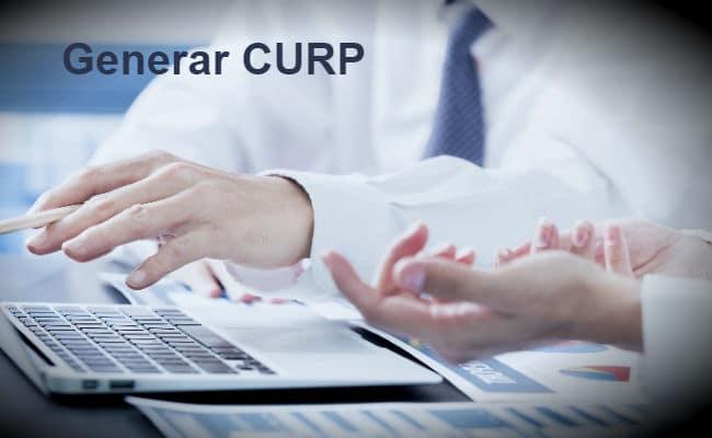 requisitos para generar curp
